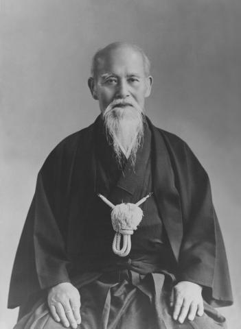 Ueshiba Morihei - O'Sensei